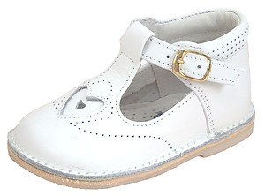 DE OSU A-367 - White Heart High Tops