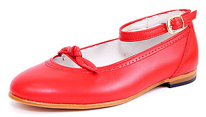 119 - Red Dress Anklestraps