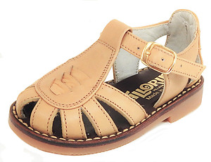 3468 - Caramel Tan Fisherman Sandals