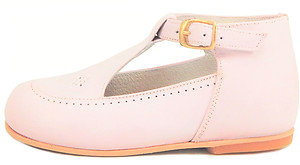 411 - Baby Girls' Pink Dress Shoes
