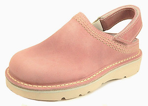 5L3812 - Buffy Rose Clogs