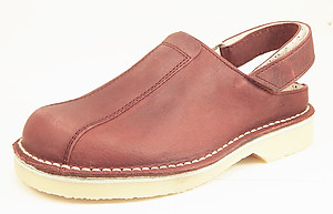 5Q1012 - Rosy Brown Clogs