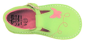 FARO 5S5130 - Lime Butterfly High Tops