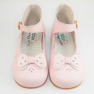 A-362 - Pink High Tops - Euro 21 US 6