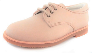 A-5006 - Tan Nubuck Oxfords