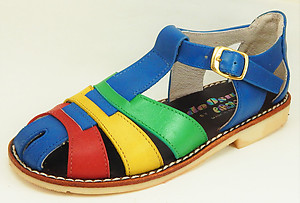 A-7000 - Multicolor Fisherman Sandals
