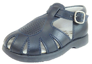 B-440 - Navy Fisherman Sandals