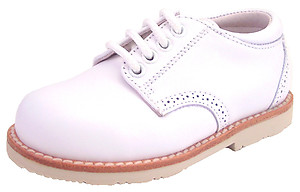 FARO B-6577 - White Dress Oxfords
