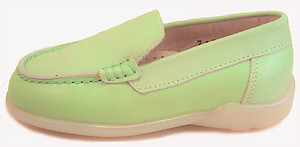 FARO B-7159 - Minty-Lime Loafers