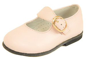 FARO F-3343 - Pink Dress Shoes - Euro 18 Size 4