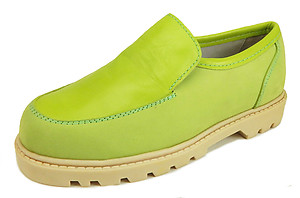 FARO F-3581 - Lime Loafers - Euro 31 Size 13