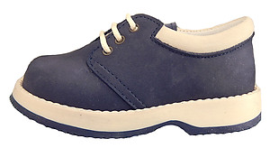 FARO F-3390 - Navy Blue Oxfords