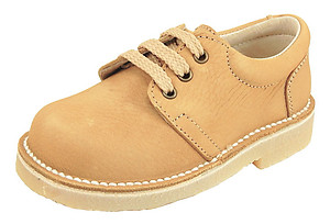 FARO F-4021 - Boys' Camel Oxfords