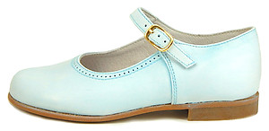 FARO F-4047 - Light Blue Dress Shoes - Euro 29 Size 11