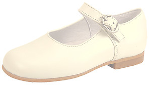 FARO F-4277 - Ivory Dress Mary Janes