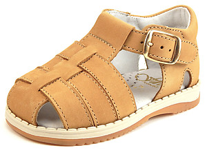FARO F-4521 - Tan Nubuck Fisherman Sandals