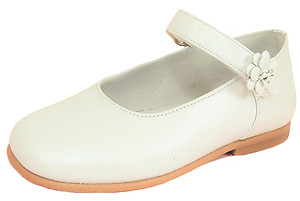 K-1080 - White Pearl Dress Shoes - Euro 25 Size 8