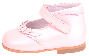 P-6564 - Pink Dress High Tops
