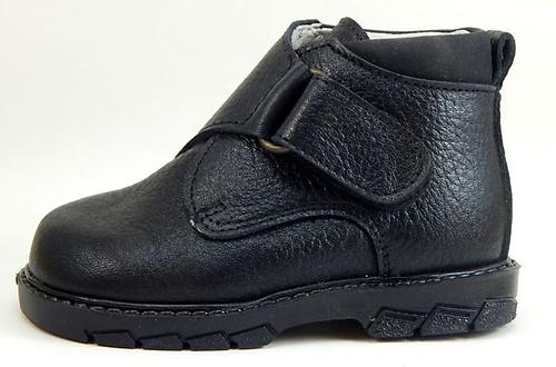 FARO F-3386 - Black Leather Boots