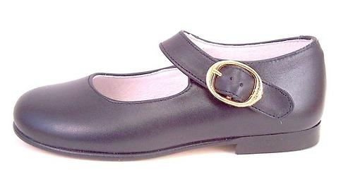 FARO F-3177 - Navy Dress Mary Janes