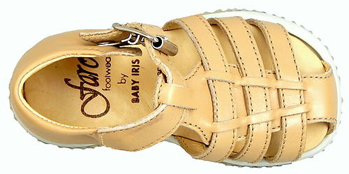 FARO B-2558 - Butterscotch Fisherman Sandals