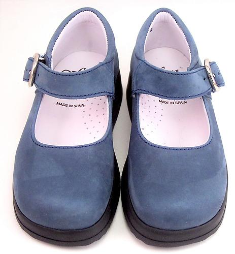 FARO B-434 - Navy Mary Janes