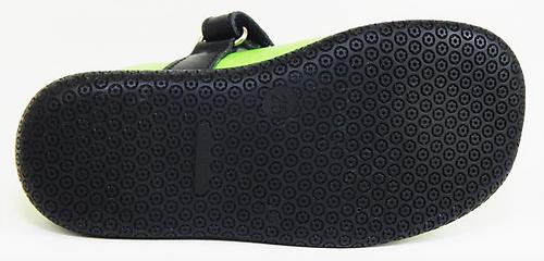 FARO B-7168 - Lime Mary Janes - Euro 25 Size 8