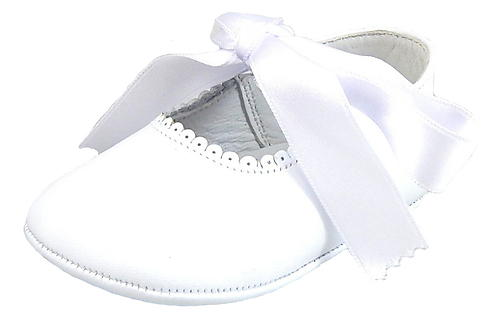 DO-154 - Ribbon Lace Pram Shoes