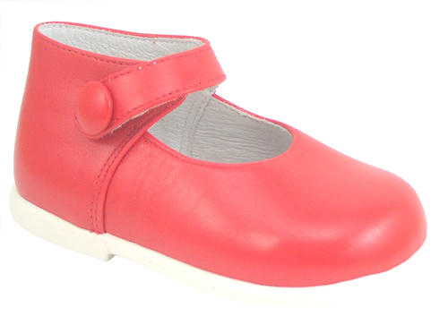 DE OSU/FARO F-3894 - Red Button High Tops