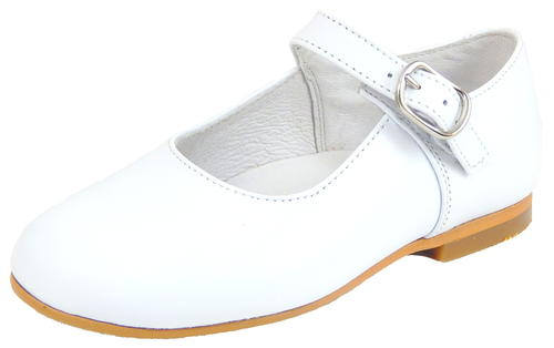FARO F-4277 -  White Dress Mary Janes