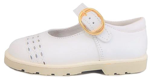 FARO F-4284 - White Mary Janes